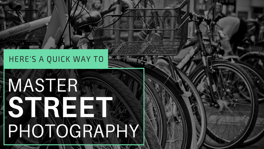 3 Easy Tips for Stunning Street Photography