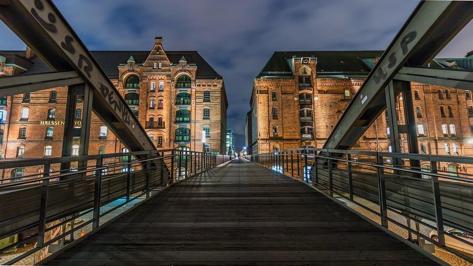 architecture-bridge-building