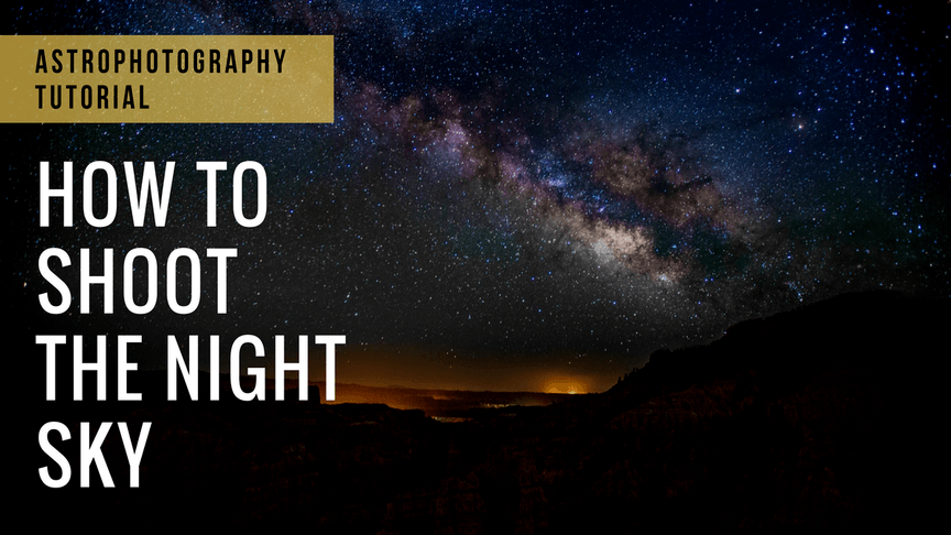Introduction to Astrophotography for Beginners