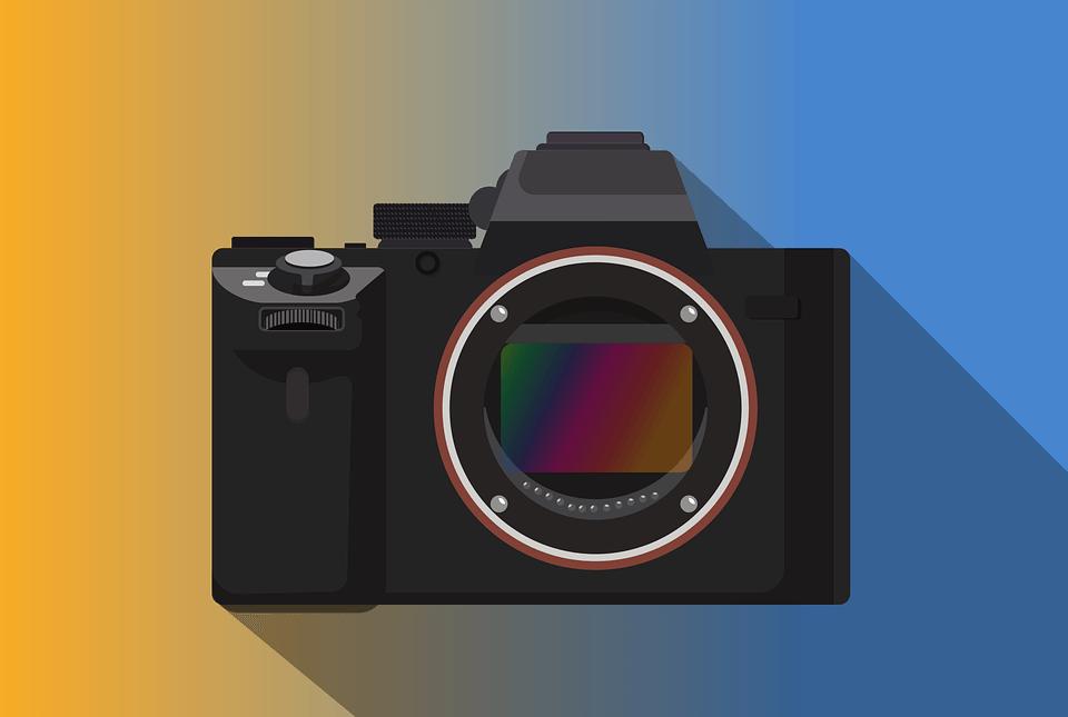 background-black-body-camera