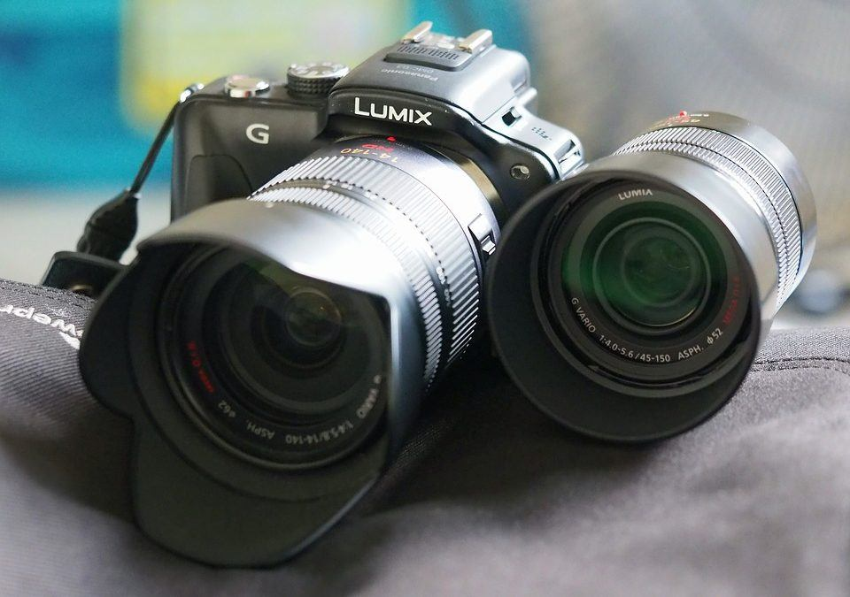 Camera Comparison: Panasonic GH5 vs G9