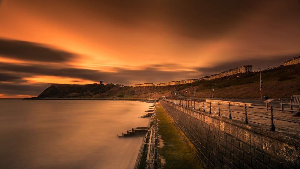 long-exposure-scarborough-yorkshire