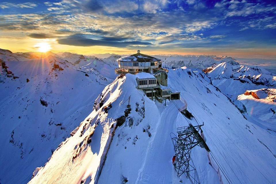 schilthorn-mountain-station